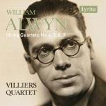 Alwyn, William: Early String Quartets <span>-</span> Villiers Quartet