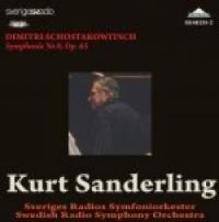 Shostakovich, Dmitri: Symphony No. 8 in C minor, Op. 65 - Sanderling, Kurt