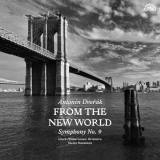 "Dvorak, Antonin: Symphony No. 9 in e minor, Op. 95, ""From the New World"" - LP - Czech Philharmonic 
