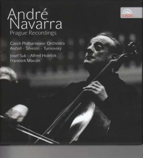 André Navarra: Prague Recordings - Navarra, André - cello