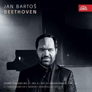 Jan Bartos - Beethoven - Bartos, Jan - piano