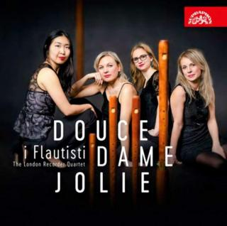 Douce Dame Jolie - i Flautisti - The London Recorder Quartet