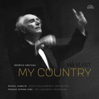 Smetana, Bedrich: My Country / Ma Vlast - The 1990 Legendary Recording - Vinyl Edition - Czech Philharmonic Orchestra | Kubelik, Rafael