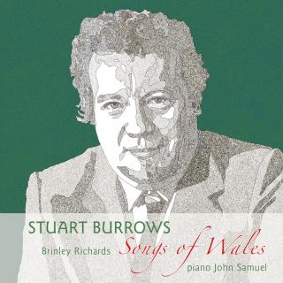 Richards, Brinley: Songs of Wales - Burrows, Stuart