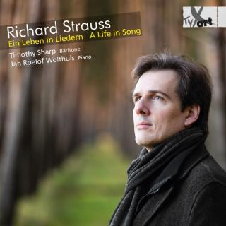 Strauss, Richard: A life in Song - Sharp, Timothy
