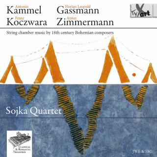 String Chamber Music by 18th-Century Bohemian Composers - Sojka Quartet