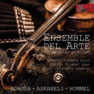 Ensemble Del Arte: The Bavarian Georgians - Ensemble Del Arte