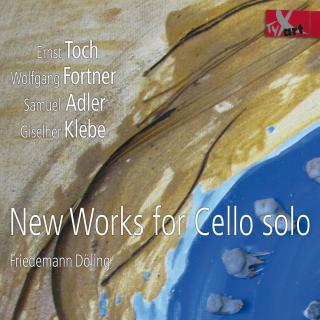 New Works for Cello - Döling, Friedemann (cello)