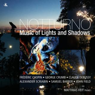Notturno - Music of Lights and Shadows - Veit, Matthias (piano)