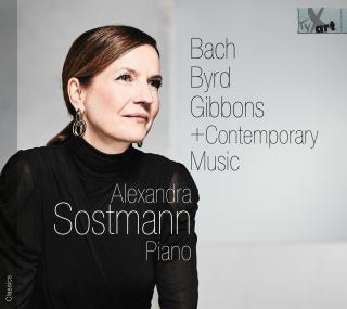 Bach, Byrd, Gibbons + Contemporary Music - Sostmann, Alexandra (piano)