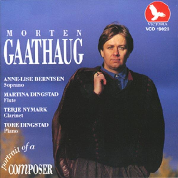 Gaathaug: Portrait Of A Compose - Berntsen, Anne-Lise/Dingstad, Tore