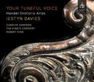 Your Tuneful Voice: Handel Oratorio Arias - Davies, Iestyn (countertenor)
