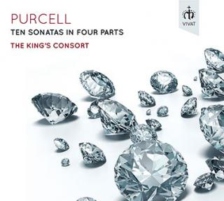 Purcell, Henry: Ten Sonatas in four parts (1697) - The King's Consort