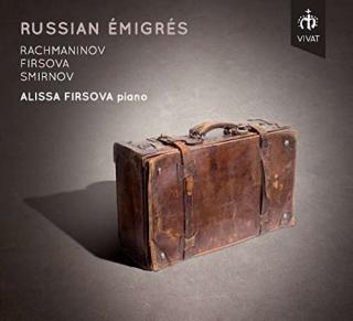Russian Émigrés - Firsova, Alissa