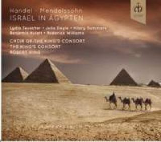 Handel, Georg Friderick: Israel in Egypt, HWV54 (arr. Mendelssohn) - King, Robert
