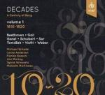 Decades - A Century of Song Vol. 1 (1810-1820) <span>-</span> Martineau, Malcolm