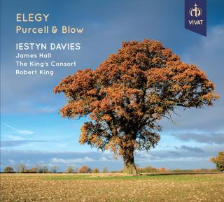 Elegy - Countertenor Duets by Purcell & Blow - Davies, Iestyn & Hall, James (countertenors)