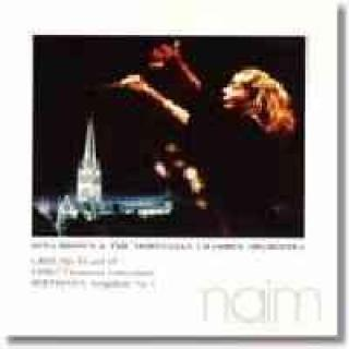 Iona Brown live at Salisbury Cathedral - Det Norske kammerorkester / Brown, Iona