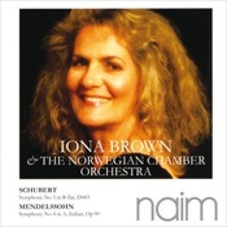 Iona Brown & The Norwegian Chamber Orchestra - Det Norske kammerorkester / Brown, Iona