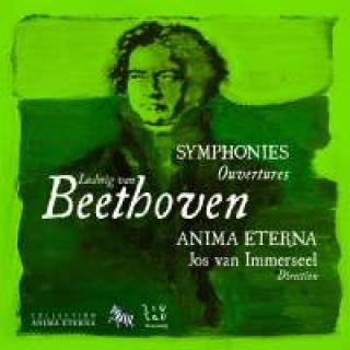 Beethoven: Symphonies & Ouvertures, Vol. 6 - Anima Eterna Choir/ Anima Eterna Orchestra/ Jos van Immerseel