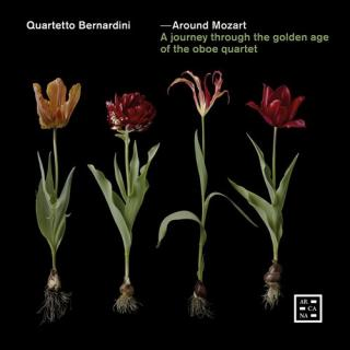 Around Mozart - A Journey Through the Golden Age of the Oboe Quartet - Quartetto Bernardini