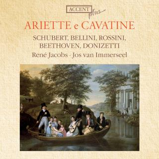 Ariette E Cavatine - JACOBS/IMMERSEEL