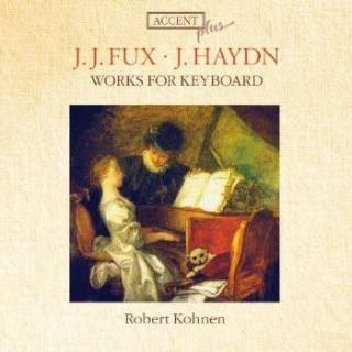 Fux/Haydn: Music For Keyboard Instruments - KOHNEN,ROBERT
