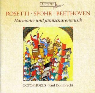 Music For Winds - DOMBRECHT/OCTOPHORUS