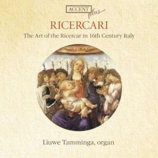 The Art Of The Ricercar In 16th Century Italy - TAMMINGA,LIUWE