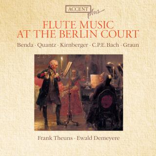 Flute Music From The Court Of Berlin - THEUNS/DEMEYERE