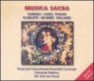 Gabrieli/Lasso/Philips/Scarlatti/ (Musica Sacra) Nevel/Ensemble Currende/Concerto Palatino -