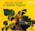 Vivaldi: The Four Seasons <span>-</span> La Petite Bande/Kuijken, Sigiswald (director)