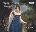 Beethoven: Bagatelles/Für Elise And Other Piano Pieces <span>-</span> NICHOLSON,LINDA