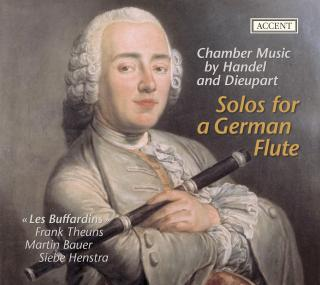 Handel: Dieupart: Solo For The German Flute - THEUNS/LES BUFFARDINS