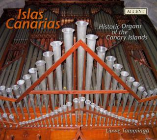 Islas Canarias - Historic Organs Of The Canary Islands - TAMMINGA,LIUWE