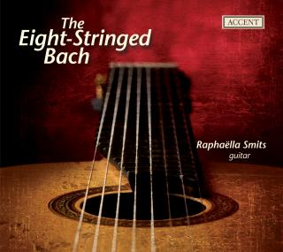 Bach: The Eight-Stringed Bach - SMITS,RAPHAELLA