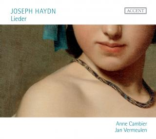 Haydn: Songs And Canzonettas - CAMBIER/VERMEULEN