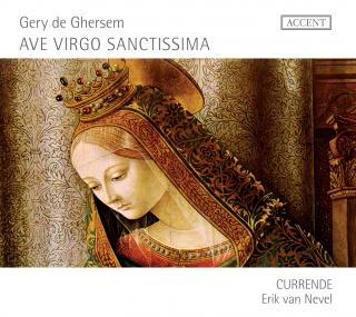 Ave Virgo Sanctissima - Maria Music From The Courts In Brussel And Madrid - VAN NEVEL/CURRENDE