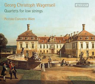 Wagenseil: Quartets For Low Strings - Sonata Iii In C/Sonata Ii In F/Sonata Iv In A/Sonata Vi In G/Sonata V In B/Sonata I In D - Piccolo Concerto/Sensi, Roberto