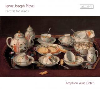 Pleyel: Partitas For Winds - Amphion Wind Octet