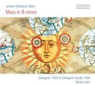 Bach, J.S. Messe In Hmoll Luks/Collegium Vocale 1704/ Collegium 1704 -