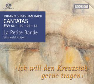 Bach: Cantatas For The Liturgical Year Volume 1 - La Petite Bande/Kuijken, Sigiswald