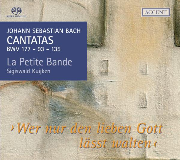 Bach: Cantatas For The Liturgical Year Volume 2 <span>-</span> La Petite Bande/Kuijken, Sigiswald