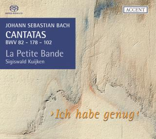 Bach: Cantatas For The Liturgical Year Volume 3 - La Petite Bande/Kuijken, Sigiswald