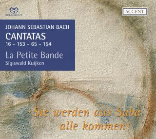 Bach: Cantatas For The Liturgical Year Volume 4 - La Petite Bande/Kuijken, Sigiswald