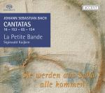 Bach: Cantatas For The Liturgical Year Volume 4 <span>-</span> La Petite Bande/Kuijken, Sigiswald