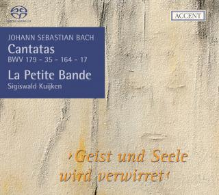 Bach: Cantatas For The Liturgical Year Volume 5 - La Petite Bande/Kuijken, Sigiswald