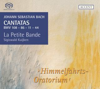 Bach: Cantatas For The Liturgical Year Volume 10 - La Petite Bande/Kuijken, Sigiswald