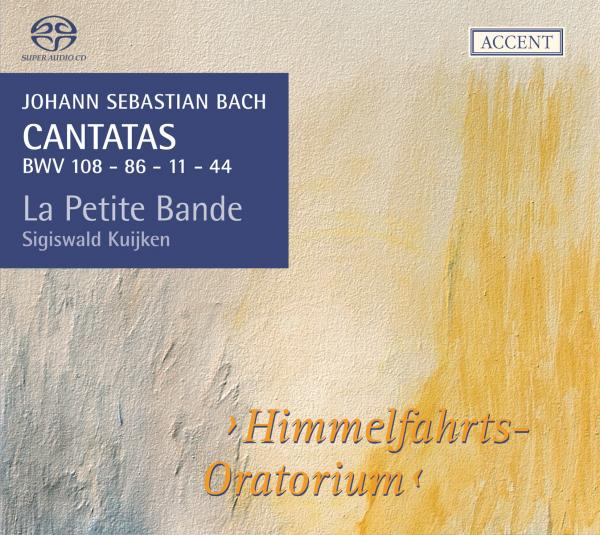 Bach: Cantatas For The Liturgical Year Volume 10 <span>-</span> La Petite Bande/Kuijken, Sigiswald