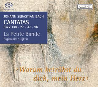 Bach: Cantatas For The Liturgical Year Volume 12 - La Petite Bande/Kuijken, Sigiswald